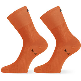 ASSOS Assosoires GT Socks, lolly red